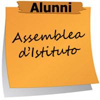 Autorizzazione Assemblea d'Istituto per il giorno SABATO 19 GENNAIO 2019